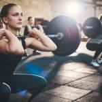 5 ejercicios para ganar fuerza practicando crossfit