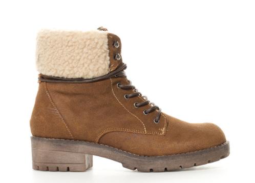 Botas con tacón para los días más fríos (Aliexpress)