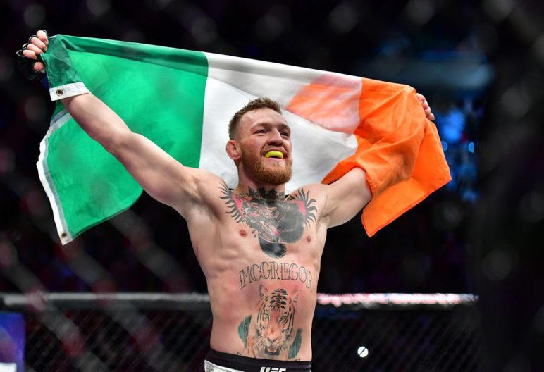 No es fácil saber cuáles son los mejores trucos para estar tan definido como McGregor (GTRESONLINE)