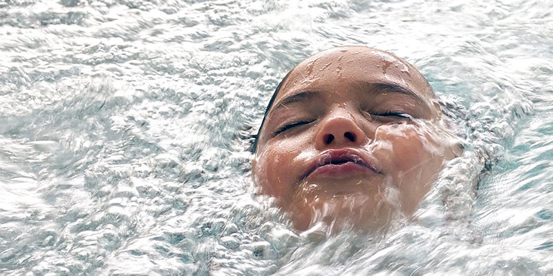 La sensación es de estar flotando. Casi levitando (Pixabay)