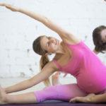 7 ejercicios muy fáciles para mantenerte en línea durante tu embarazo