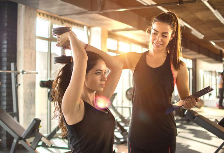 Saber cuáles son tus objetivos es básico en tu primera vez en el gimnasio (iStock)