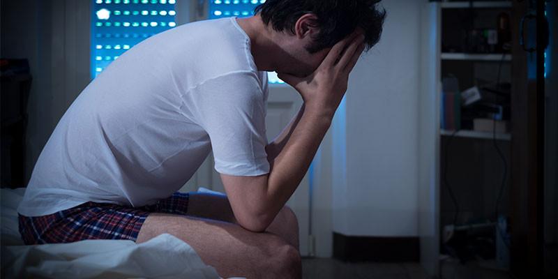 Insomnio por no tener sexo (iStock)