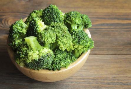 El brócoli es uno de los alimentos buenos para la vista (iStock)
