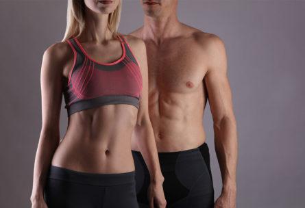 Tener un vientre plano no depende solo de las abdominales (iStock)