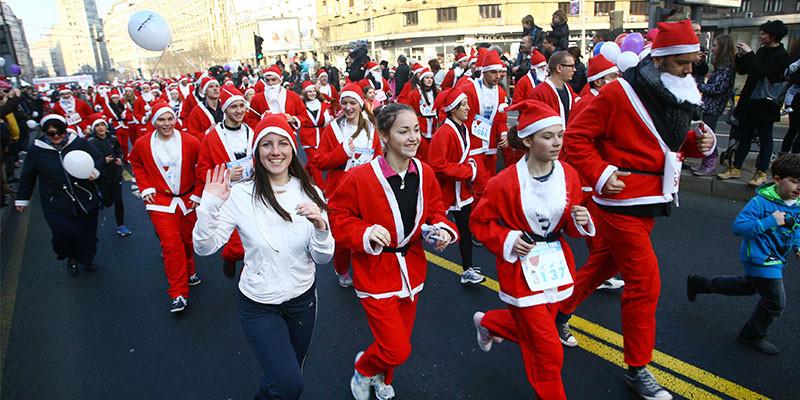 No te olvides de correr en Navidad (iStock)