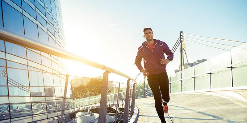 Running contra los mazapanes (iStock)
