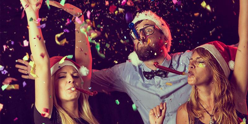 En Navidad, baila todo lo que puedas (iStock)