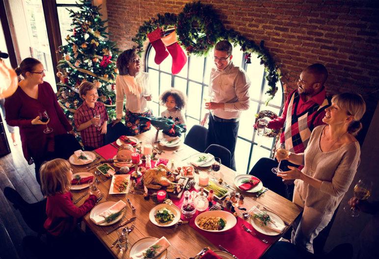 Un poco de deporte para compensar los excesos navideños (iStock)