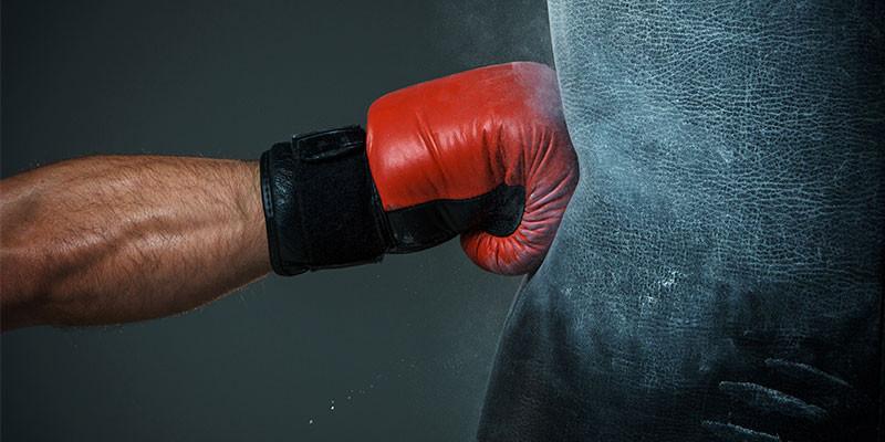 Boxeo contra la mala leche (iStock)