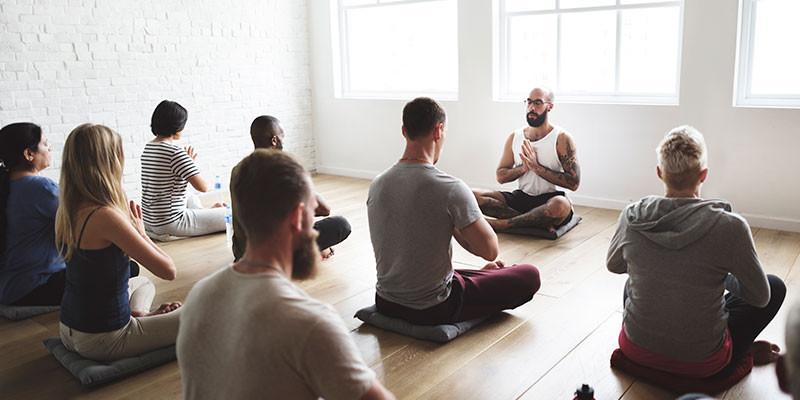 Yoga si estás cansado (iStock)