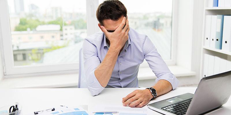 Después de un día de trabajo no apetece hacer ejercicio (iStock)