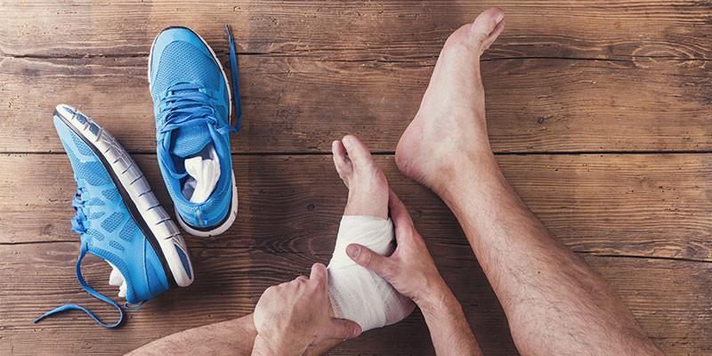 Cuidado con las caídas, que vienen las lesiones (iStock)