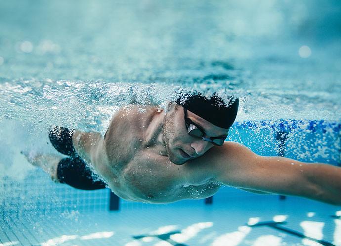El ejercicio de cardio es básico para perder volumen (iStock)