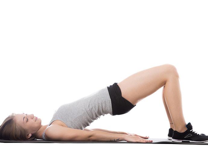 Elevación de caderas (iStock)