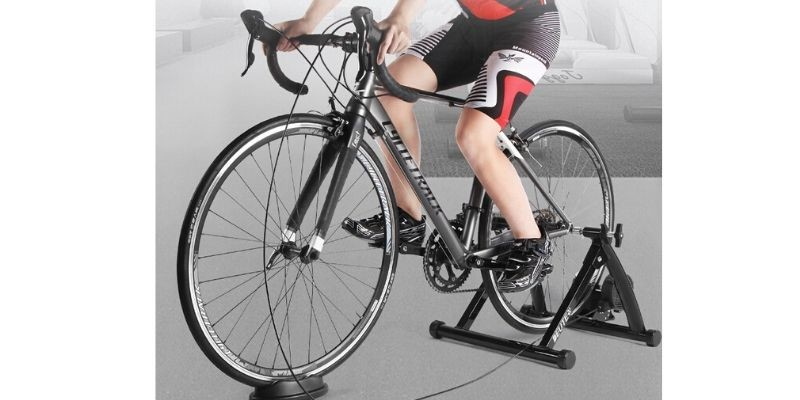 Rodillo para bicicleta (Aliexpress)