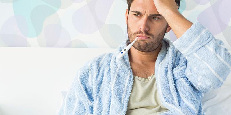 Si el malestar va más allá de un mero resfriado, mejor quedarse en casa (iStock)