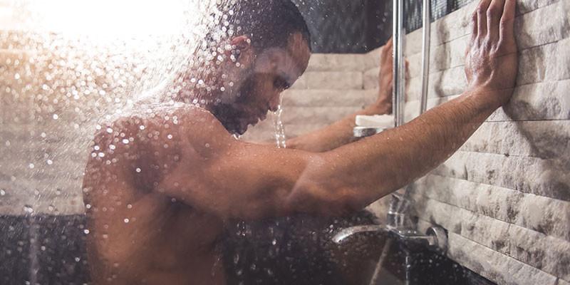 En cuanto llegues a casa, directo a la ducha (iStock)