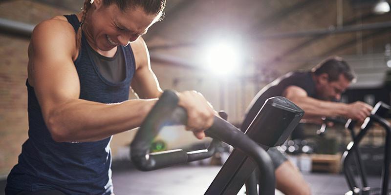 No solo hay que hacer ejercicios de cardio si se quiere perder peso (iStock)