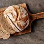 No comes bien el pan ... y  lo sabes