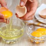 Pros y contras de comer claras de huevo