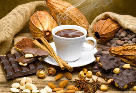 Sí, se puede adelgazar comiendo chocolate en el desayuno (iStock)