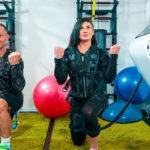 5 riesgos de practicar el electro fitness