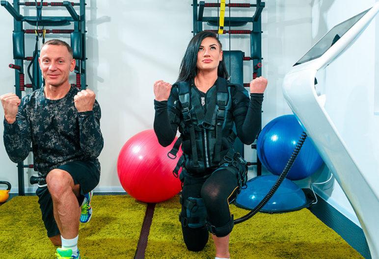 Antes de hacerlo, consulta los riesgos de practicar el electro fitness (iStock