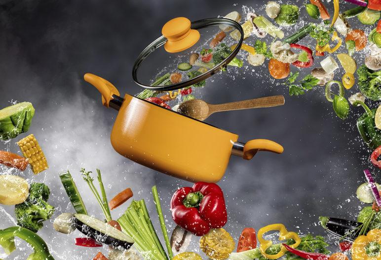 Cómo cocinar las verduras para mantener su valor nutricional (iStock)