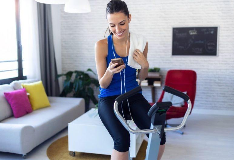 Máquinas para hacer deporte en casa (iStock)