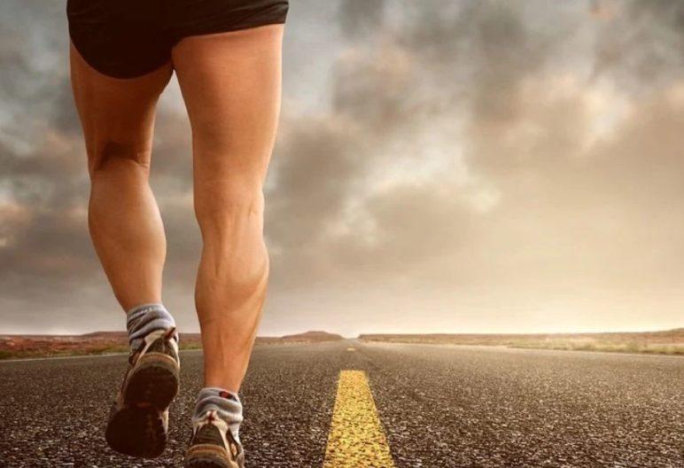 Hombre corriendo (Pixabay)